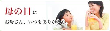 母の日に贈る和菓子ギフト