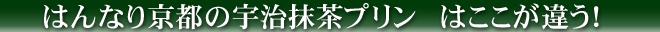 お取り寄せ抹茶スイーツ はんなり京都の宇治抹茶プリンはここが違う!